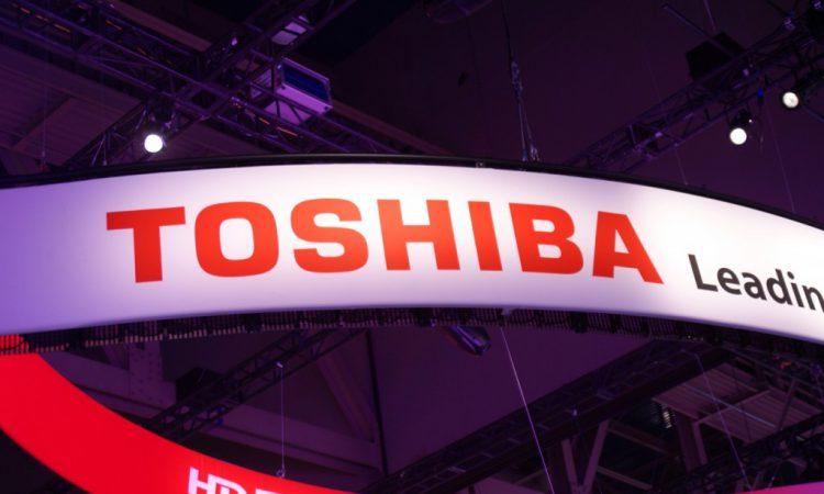 Горячая линия Toshiba